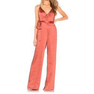 Line and dot jumpsuit from revolve